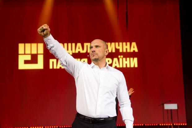 Ілля Ківа йде в Президенти від СПУ під новою символікою партії