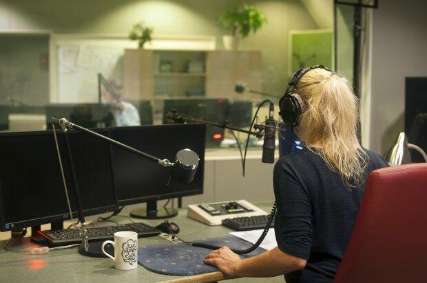 Радіостанція, фото з вільних джерел