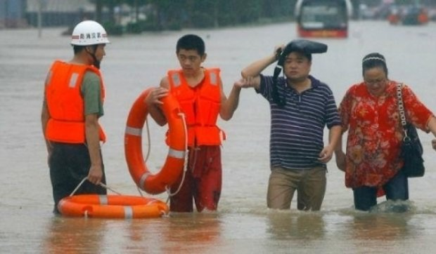 Погода убила семерых в Китае