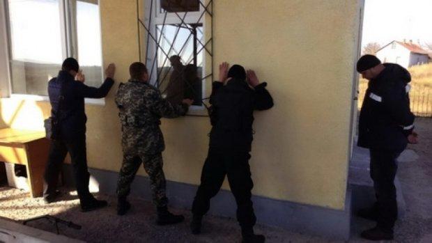 Одеські прикордонники займались контрабандою спирту  в Придністров'я (фото)