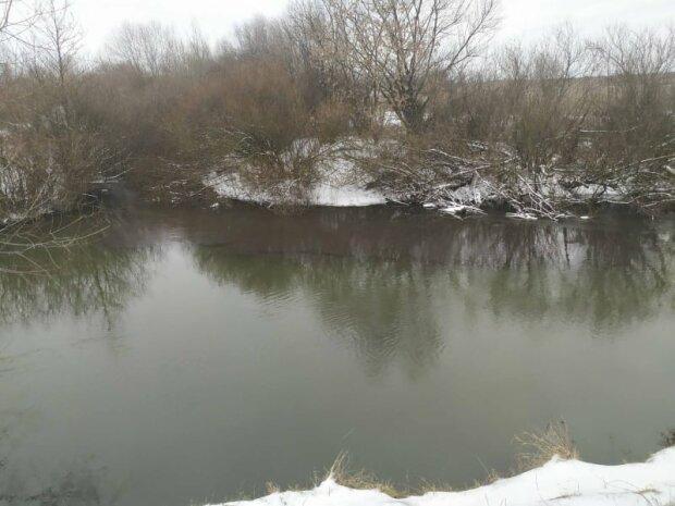 Забруднена Річка, фото: Тернопіль