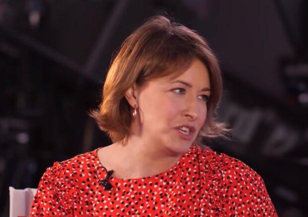 Олена Кравець, скріншот YouTube
