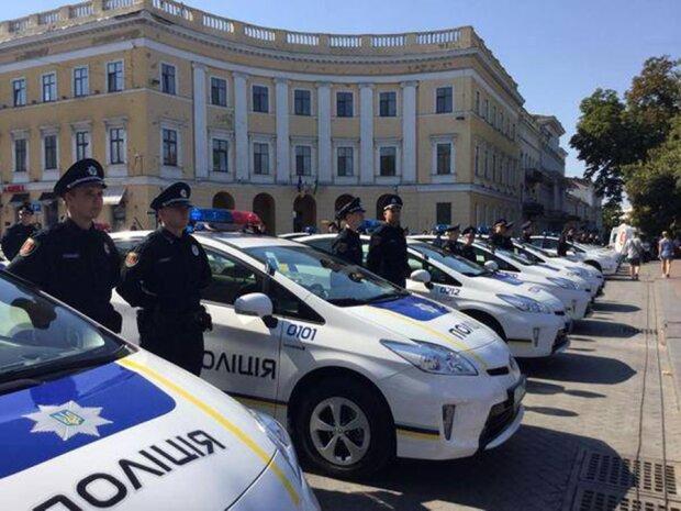 Национальная полиция, фото с Facebook