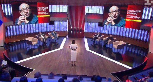 """Геннадий Кернес в программе """"Право на власть"""""""