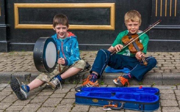 Полный неадекват: украинофобы накинулись на детей-музыкантов