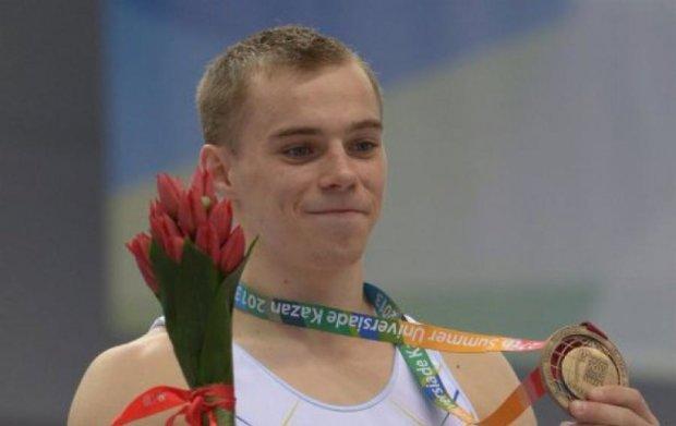Український гімнаст став абсолютним чемпіоном Європи у багатоборстві