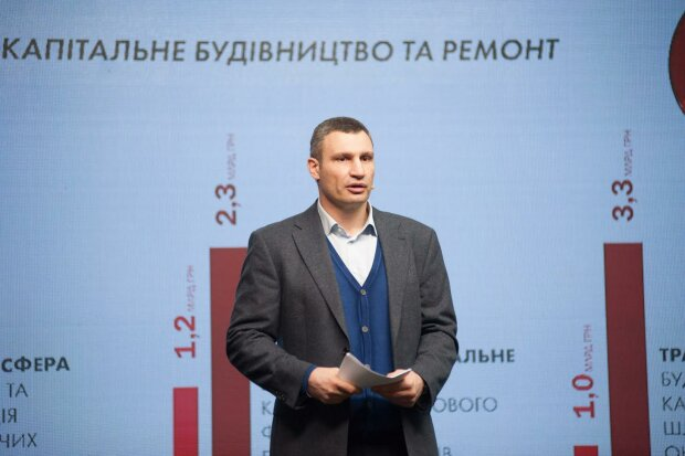 Виталий Кличко - фото КиевВласть