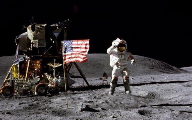 Ноги людини на Місяці не було: NASA зробило сенсаційну заяву