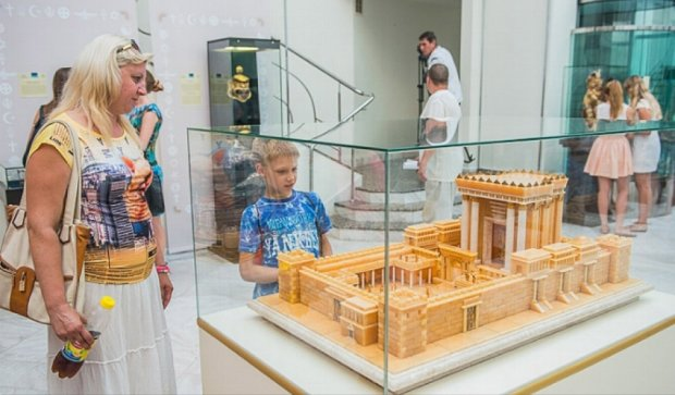 Колишній регіонал Фельдман відкрив у Харкові музей релігій (фото)