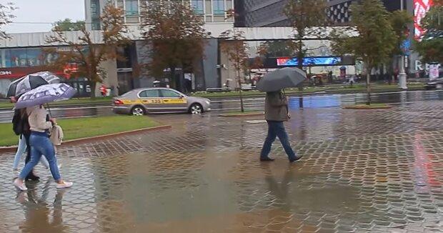 Погода, скриншот из видео