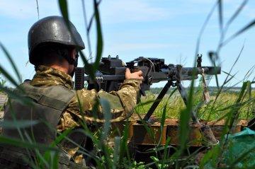 На Донбасі бойовики боягузливо атакували і потрапили до пекла