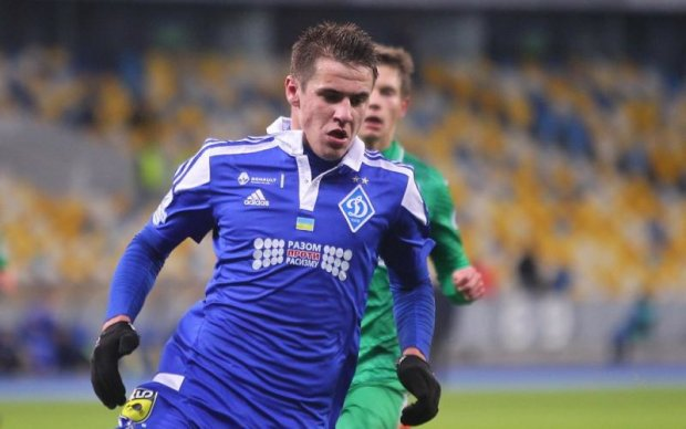 Украинским нападающим Динамо интересуется французский середняк