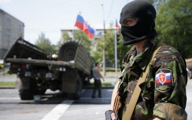 Украинские воины отправили боевика в бессрочный отпуск