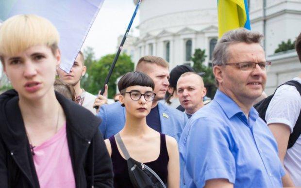 """Участники и противники """"Марша равенства"""": может ли быть равенство мыслей?"""