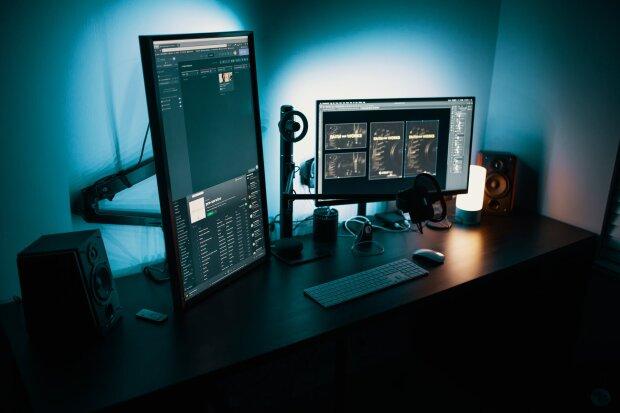 Синий экран смерти Windows, pexels.com
