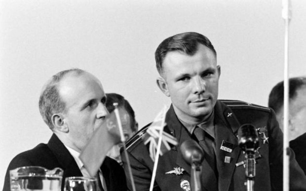 Гагарин заткнул за пояс Путина