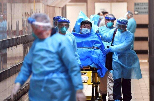 Коронавірус в Китаї, фото: TK Media