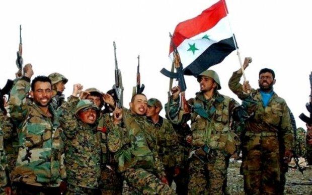 Асад пошел в кровопролитное наступление