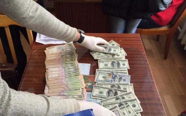 Злочин на злочині: адвокат поповнила кишені суддівськими хабарями