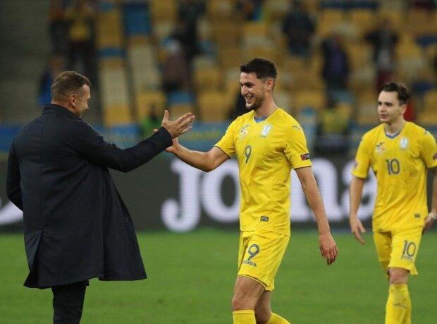 Шевченко, сборная Украины, фото с Instagram