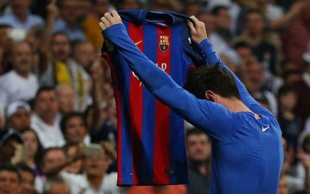 Фанати Барселони наслідують святкування свого кумира