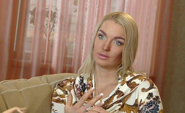 Безробітна Волочкова влаштувала вихідний без штанів: моторошні кадри