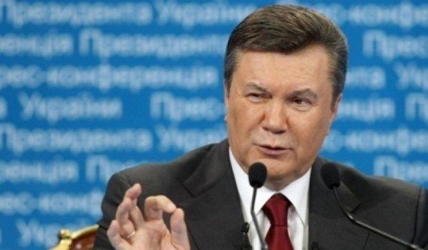 Янукович – самый большой коррупционер мира