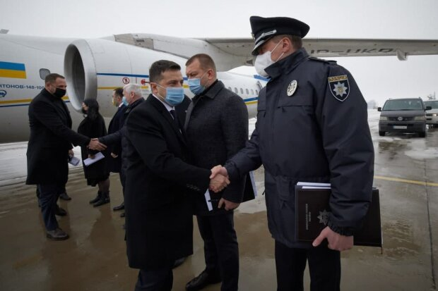Зеленський, фото: president.gov.ua