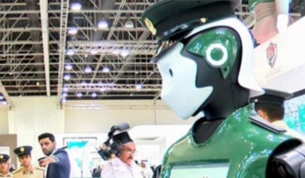 Роботи-поліцейські будуть патрулювати в Дубаї