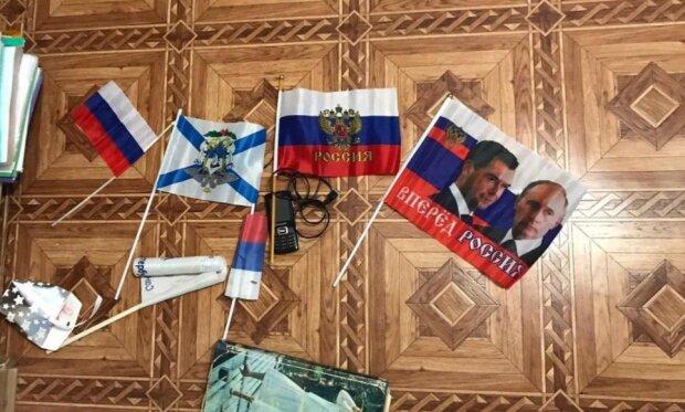 СБУ затримала херсонку за підозрою в державній зраді, фото: kherson.gp.gov.ua