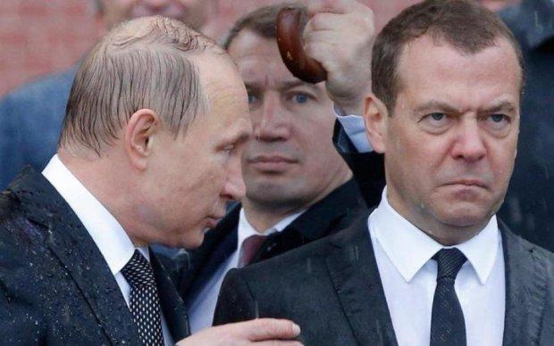 Вступление Грузии в НАТО: Медведев взорвался дикими угрозами