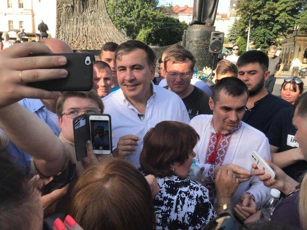 """""""Продался и ск*вился. Ближайшего друга посадили..."""": Саакашвили признался Пальчевскому в том, чего не знали даже самые близкие"""