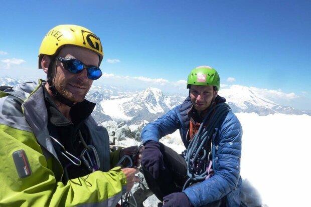 Харківські альпіністи, фото: 24 канал