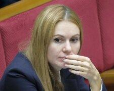 Анна Скороход, фото с зала ВР