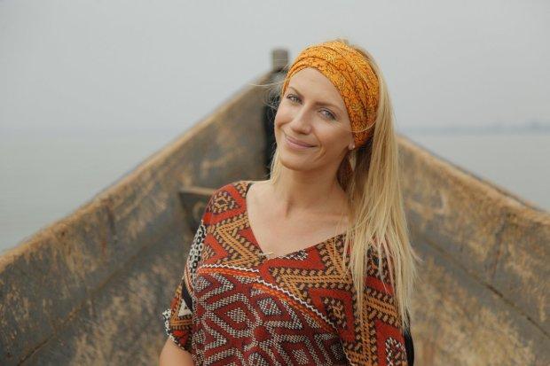 Леся Нікітюк отровенно розповіла про стосунки з Притулою: щоранку він зверху