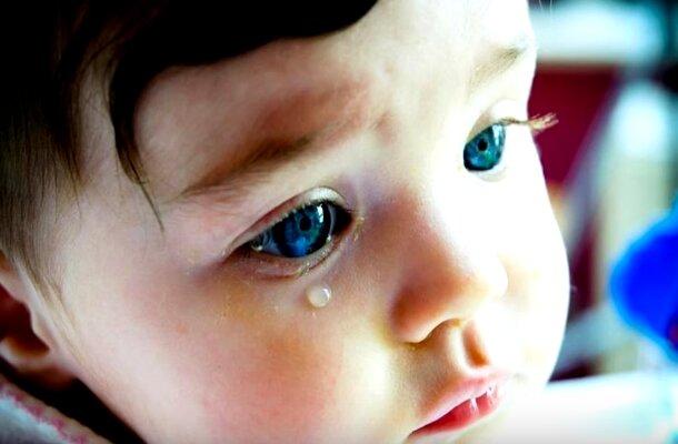 Плач дитини: скріншот з YouTube
