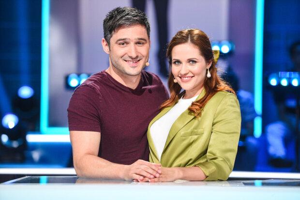 Наталка Денисенко и Андрей Фединчик, фото Новый канал