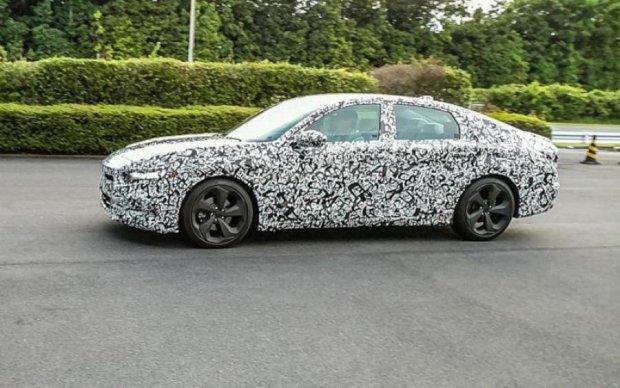 Новую Honda показали до премьеры