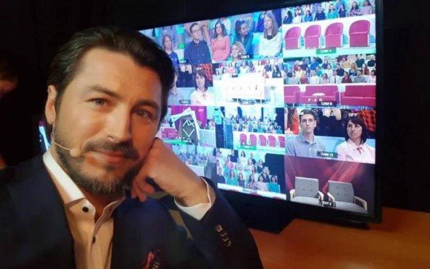 На телебаченні стартує перший проект з Притулою, де він не жартуватиме