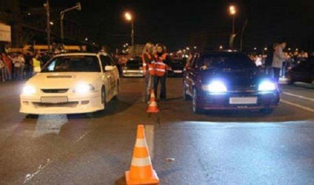 В Киеве стрельбой завершился конфликт между стритрейсерами