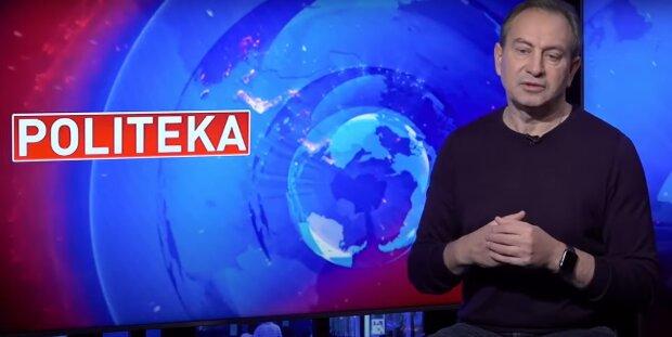 Скріншот з каналу Миколи Томенка в YouTube