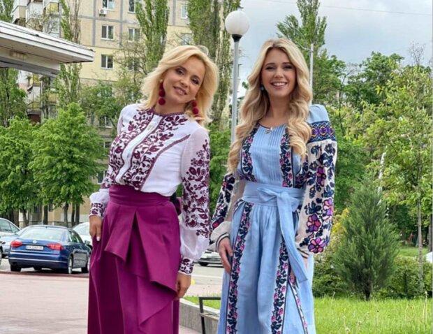 """Лилия Ребрик и Мария Мельник показали красоту украинок в День вышиванки: """"Наша традиция"""""""