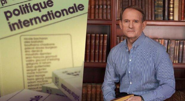 Віктор Медведчук дав велике інтерв'ю впливовому французькому політичному альманаху Politique Internationale