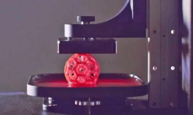 3D-друк тепер буде в 100 разів швидше