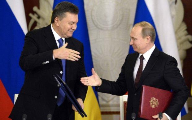 Янукович и Манафорт отмывали деньги: опубликован документ
