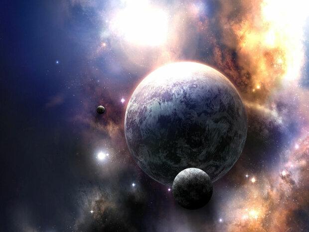 """Ученые обнаружили в космосе """"ребенка"""" планеты, сенсационное открытие"""