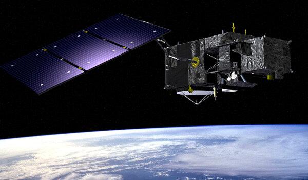 Спутник Sentinel-3А, фото: sentinel.esa.int
