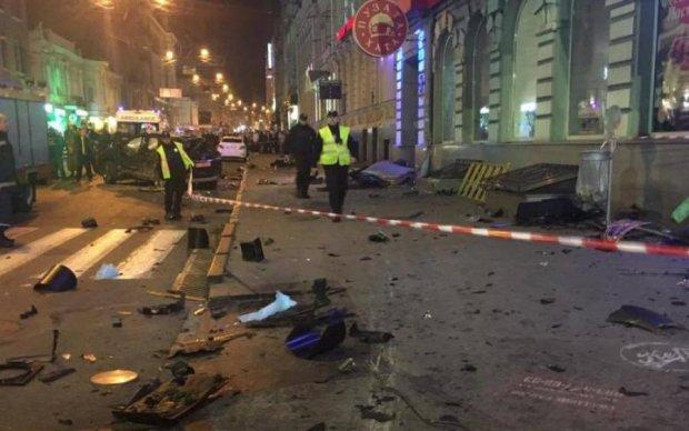 Трагедія в Харкові: другий учасник ДТП розповів, як все було