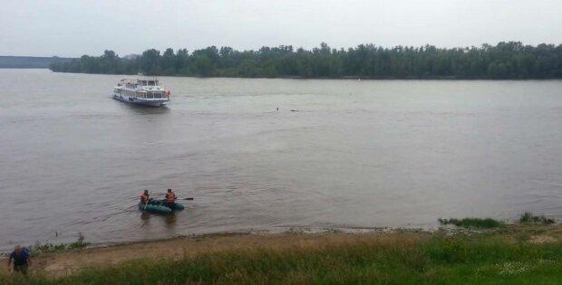 Река, фото: скриншот из видео