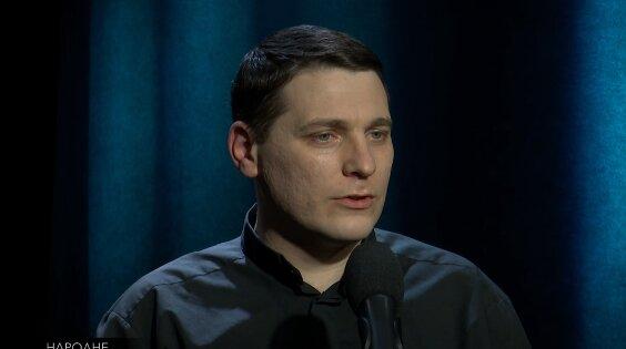 Всеволод Семененко, скріншот із відео